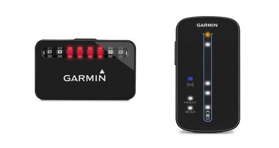Garmin Varia Radar RDU+RTL501 StVZO  - Éclairage arrière - Bundle noir